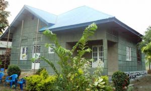 Das neue Schulgebäude