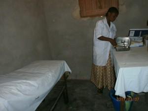 Einfach, aber bewährt: Sterilisation von medizinischen Geräten.
